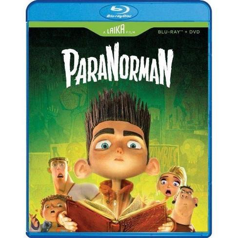 ParaNorman (LAIKA Studios Edition)(Blu-ray + DVD + Digital) - image 1 of 1