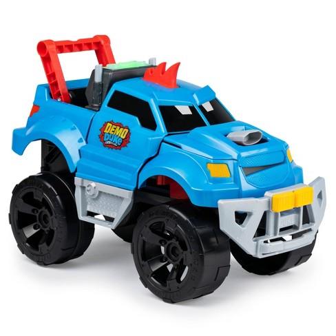 Demo Duke Crashing and Transforming Vehicle - image 1 of 4