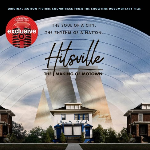 Hitsville: The Making Of Motown ( Target Exclusive , 2CD ) - image 1 of 1