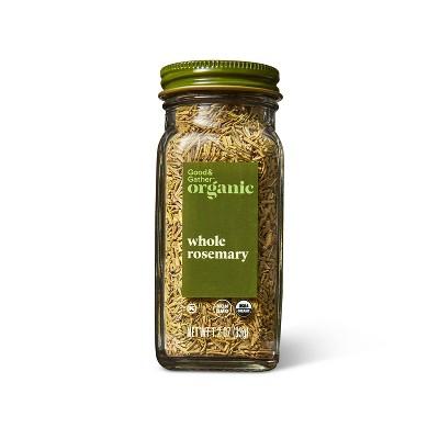 Organic Whole Rosemary - 1.2oz - Good & Gather™