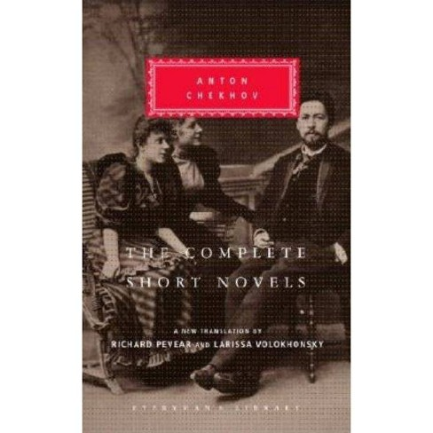 The Complete Short Novels - (Everyman's Library Classics) by  Anton Chekhov (Hardcover) - image 1 of 1