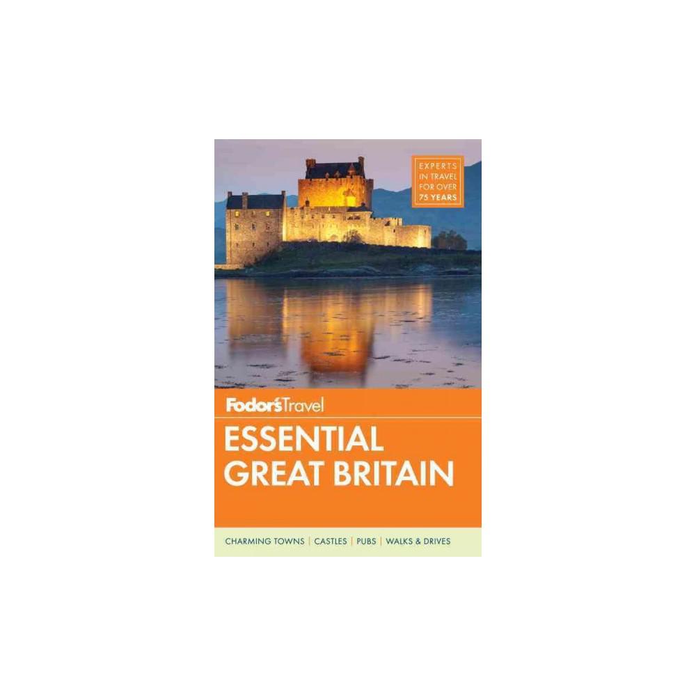 Fodor's Essential Great Britain ( Fodors Essential) (Mixed media product)
