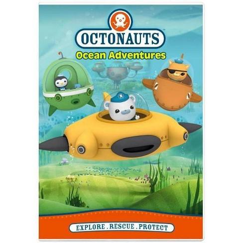 Octonauts: Ocean Adventures (DVD) - image 1 of 1