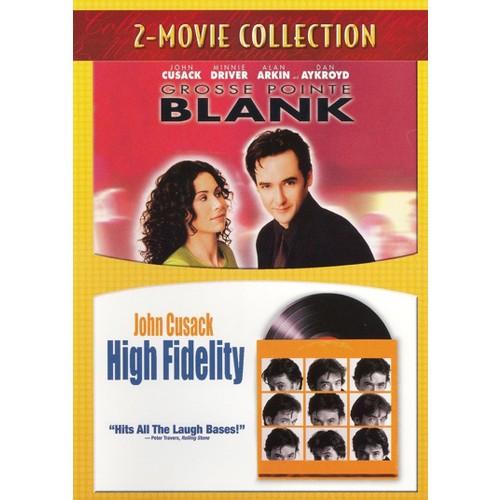 Gross Point Blank/High Fidelity (Dvd)