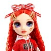 Rainbow HighCheer Ruby Anderson - RedFashion Dollwith Cheerleader Outfit andDoll Accessories - image 4 of 4