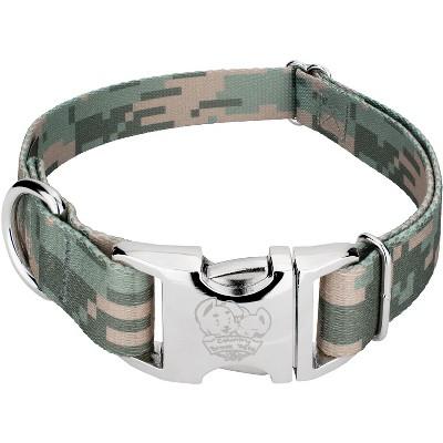 Country Brook Design® Digital Camo Premium Dog Collar