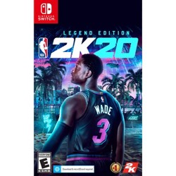 NBA 2K20: Legend Edition - Nintendo Switch