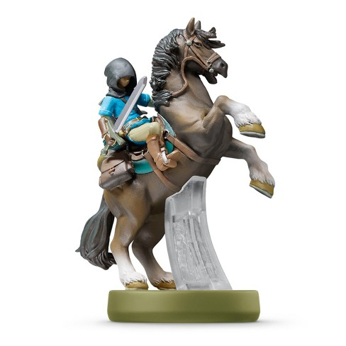 Nintendo Link Rider: Breath of the Wild amiibo Figure - image 1 of 1