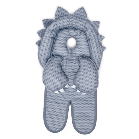 Boppy Preferred Head & Neck Support for Car Seat Strollers - Dinosaur Gray - image 1 of 6