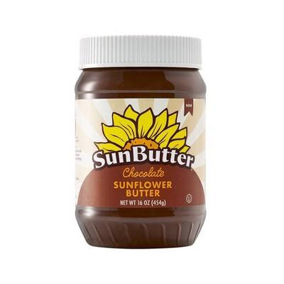 SunButter Chocolate Sunflower Butter - 16oz