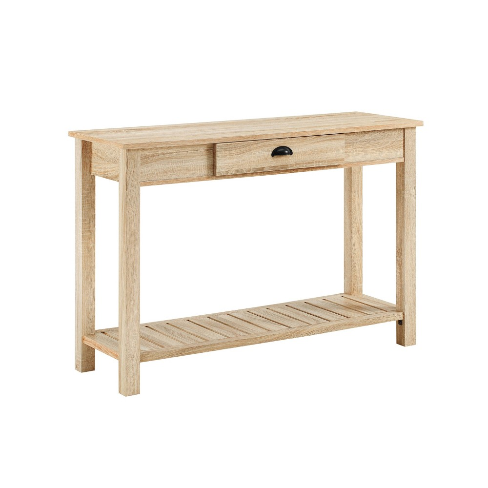 Console Tables Natural, Console Tables