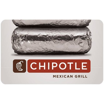 Chipotle $25 (Email Delivery)