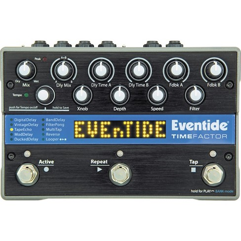 Eventide TimeFactor Twin Delay Guitar Effects Pedal - image 1 of 4