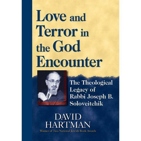 Love and Terror in the God Encounter - by  David Hartman (Paperback) - image 1 of 1