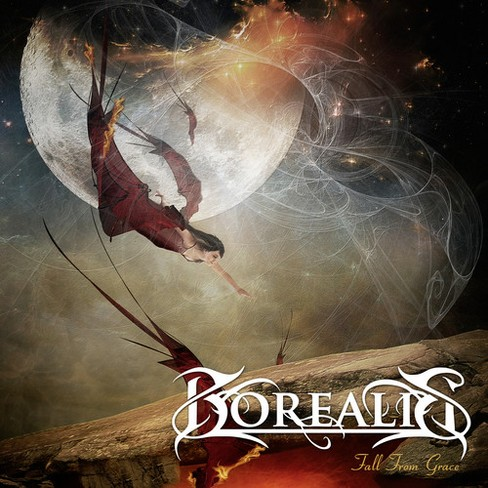 Borealis - Fall From Grace (CD) - image 1 of 1