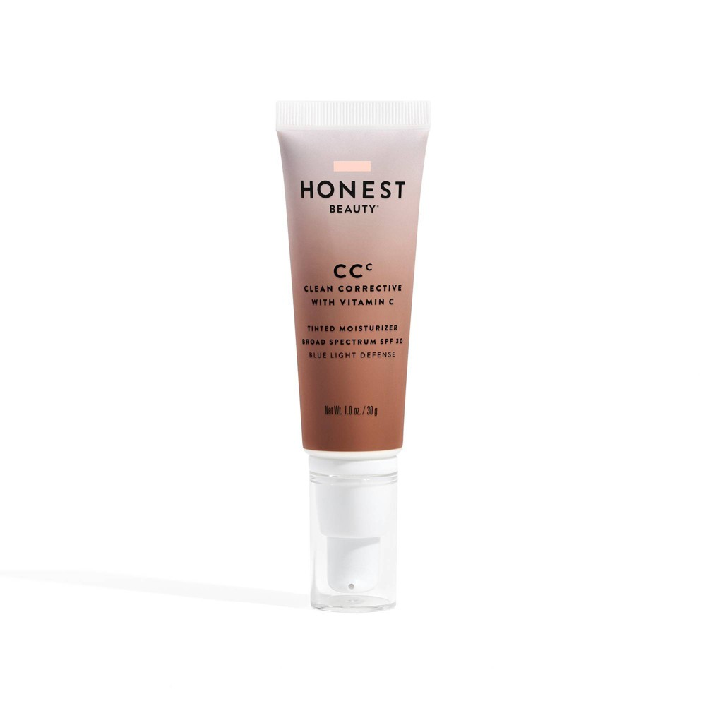 Image of Honest Beauty Tinted Moisturizer - SPF 30 - Deep - 1.0oz
