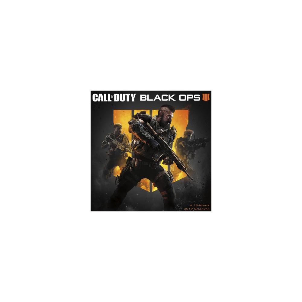 Call of Duty 2019 Calendar - (Paperback)