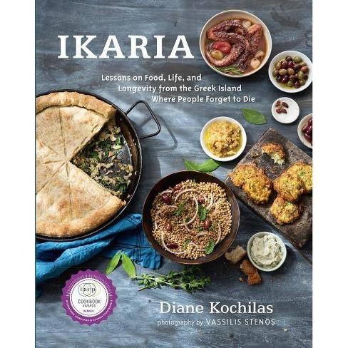 Ikaria - by  Diane Kochilas (Hardcover) - image 1 of 1
