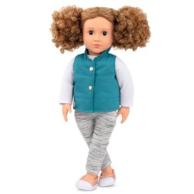 """Our Generation Mila 18"""" Fashion Doll"""
