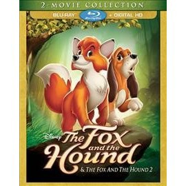 The Fox And The Hound 2 Movies Collection (Blu-ray + Digital)