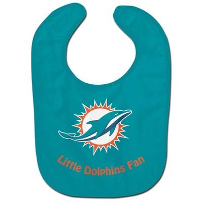 NFL Miami Dolphins Baby Bibs