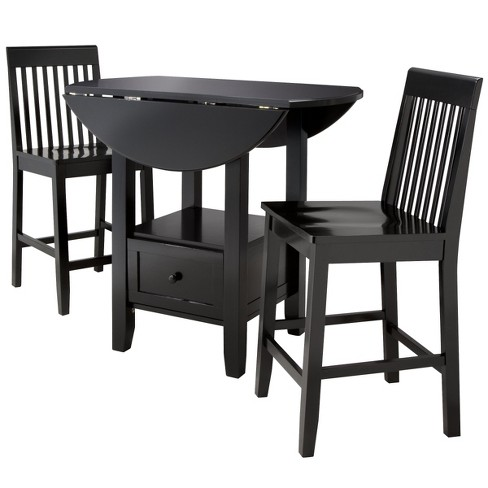 Piece Storage Pub Set Threshold Target - Discount pub table and chairs