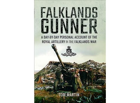 Falklands Gunner : A Day-by-Day Personal Account of the Royal Artillery in the Falklands War - image 1 of 1