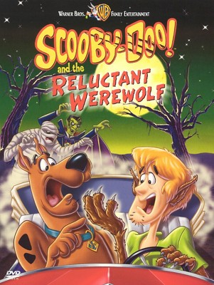 Scooby-Doo! and the Reluctant Werewolf (DVD)