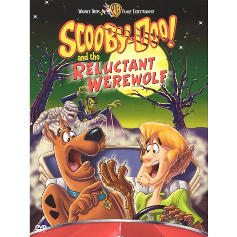 Scooby Doo And The Reluctant Werewolf Dvd Target