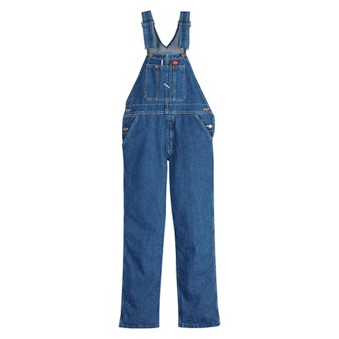 Dickies® Boys' Stonewashed Denim Overalls - Indigo Blue - image 1 of 1