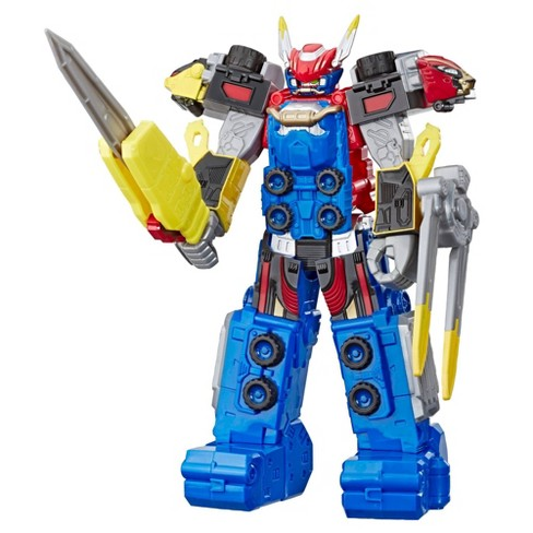 "Power Rangers Beast Morphers Beast-X Megazord 10"" Scale Action Figure - image 1 of 8"