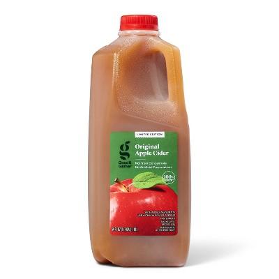 Apple Cider - 0.5gal - Good & Gather™