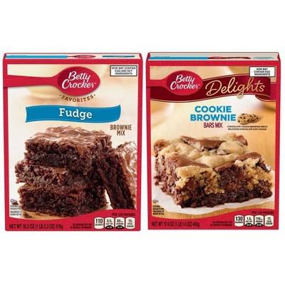 Betty Crocker Brownie Mix Bundle
