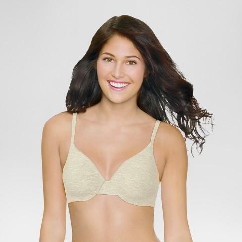09a92e36d61b5 Hanes® Women s Ultimate ComfortBlend® T-Shirt Underwire Bra HU02 ...