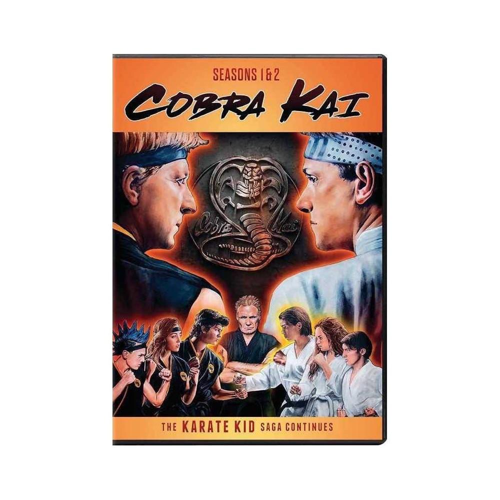 Cobra Kai Season 1 38 2 Dvd