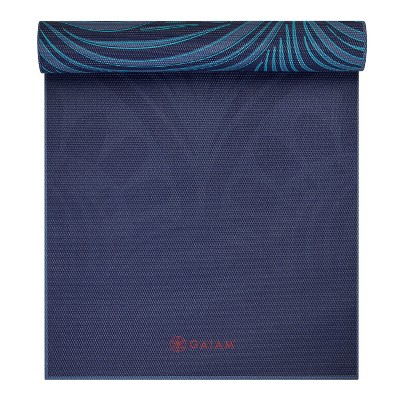 Gaiam Premium Reversible Yoga Mat - (6mm)