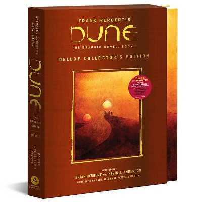 Dune: The Graphic Novel, Book 1: Deluxe Collector's Edition (Signed Limited Edition), 1 - by  Frank Herbert (Hardcover)