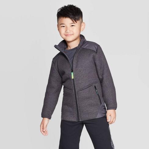 Boys' Fleece Jacket - C9 Champion® - image 1 of 3
