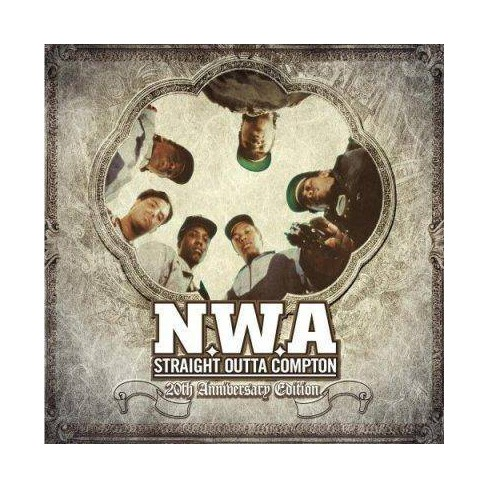 N.W.A. - Straight Outta Compton 20th Anniversary Edition (Vinyl) - image 1 of 1