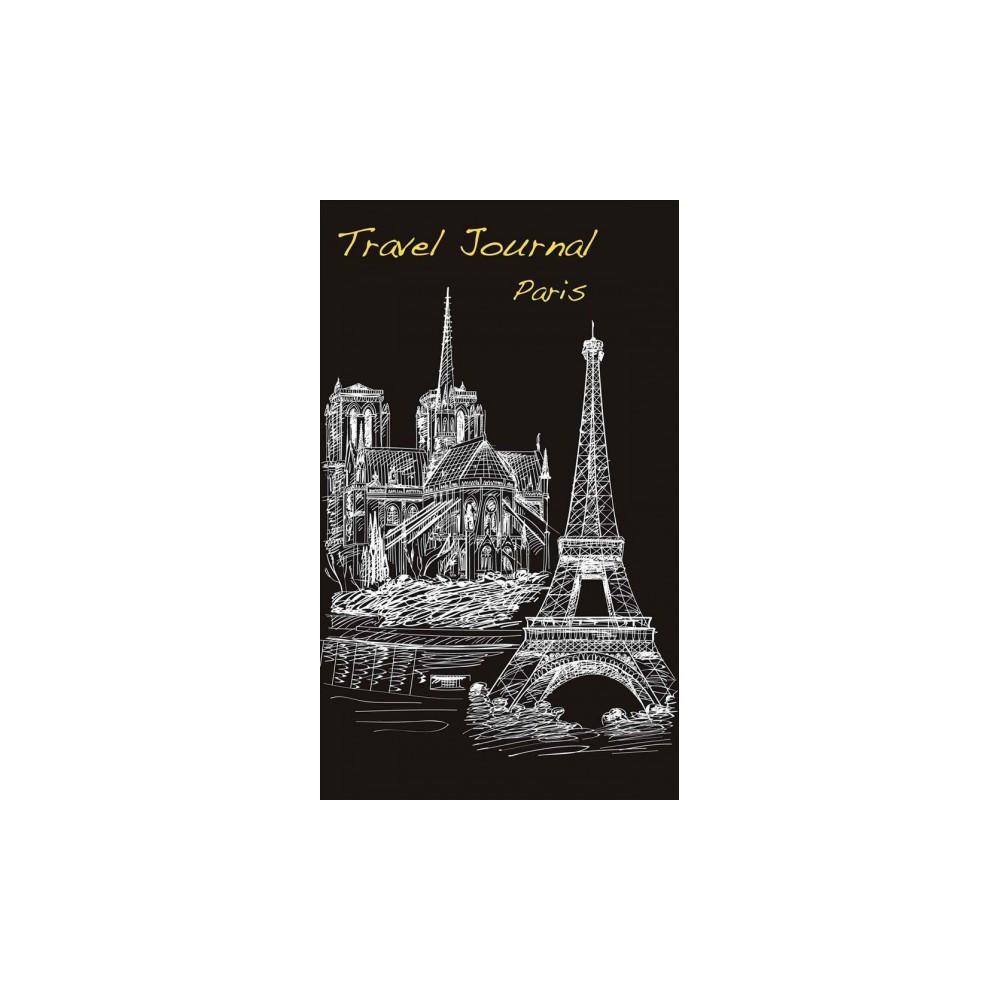 Travel Journal Paris (Paperback)