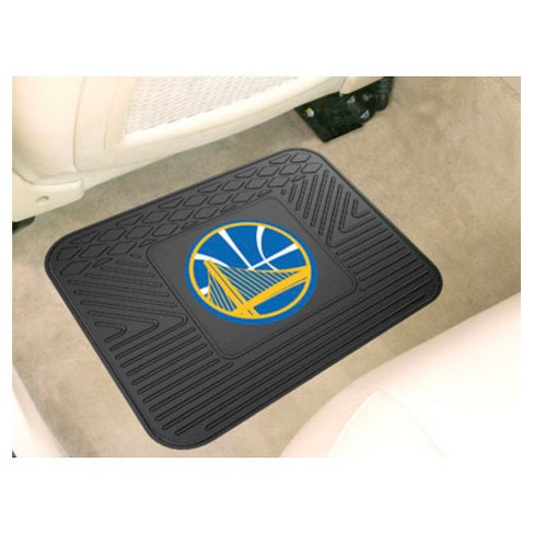 NBA® Fan Mats Golden State Warriors Utility Mat - image 1 of 1