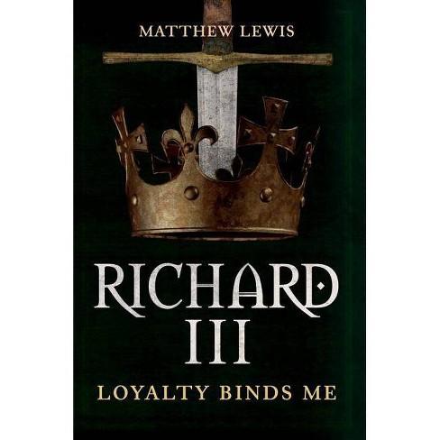 Richard III - by  Matthew Lewis (Hardcover) - image 1 of 1