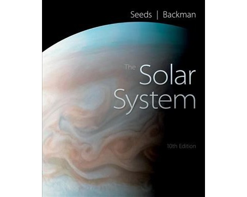 Solar System -  by Michael A. Seeds & Dana E. Backman (Paperback) - image 1 of 1