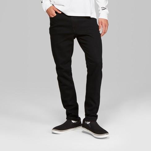 e03db1e295 Men's Skinny Fit Jeans - Original Use™ Jet Black : Target