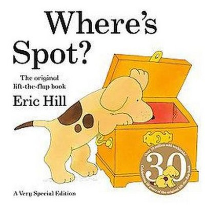 Where's Spot? (Hardcover)(Eric Hill)