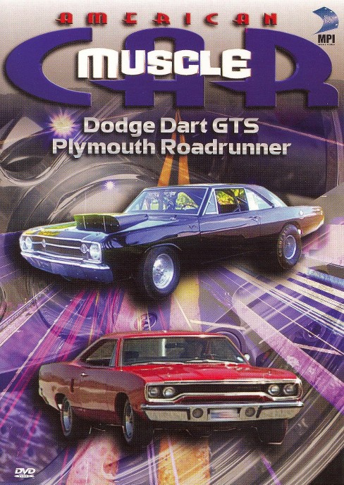 American muscle car:Dodge dart gts pl (DVD) - image 1 of 1