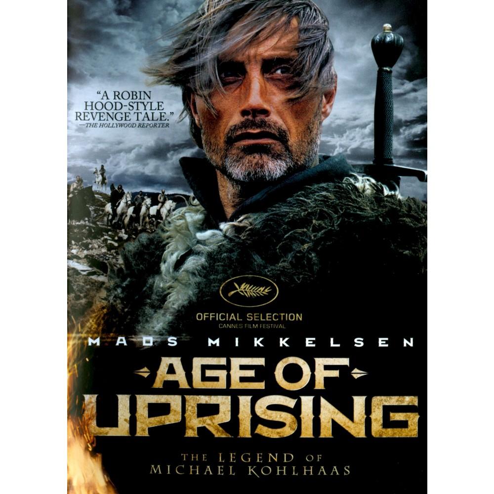 Age Of Uprising:Legend Of Michael Koh (Dvd)