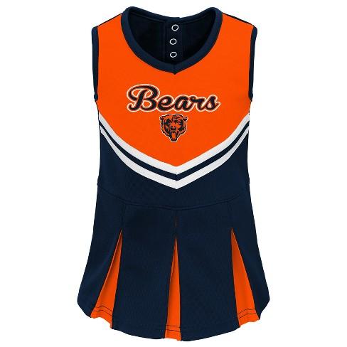 best website 96187 0c4ca NFL Chicago Bears Infant/ Toddler In the Spirit Cheer Set