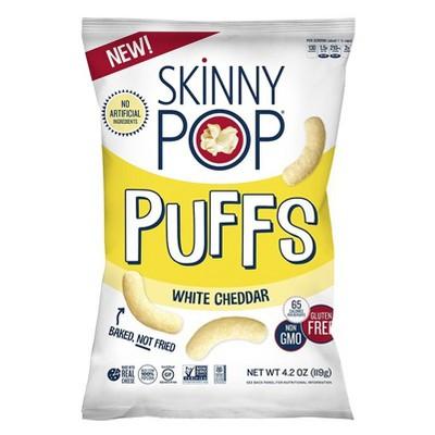 Popped Popcorn: SkinnyPop Popcorn Puffs