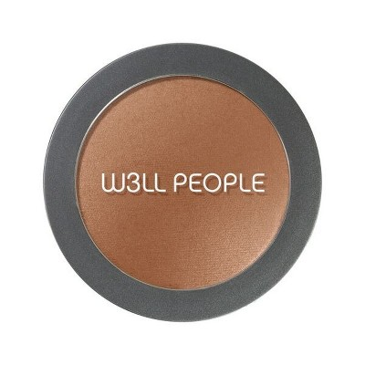 W3LL People Bio Bronzer Baked Powder Natural Tan - 0.26oz